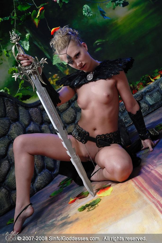 воинственная телка амазонка порно фото