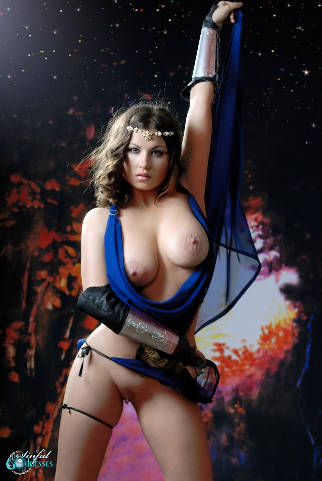 Warriors sexy busty pictures nackt galleries